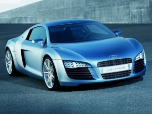 Mobil Audi