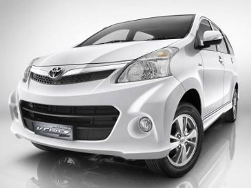 Toyota Avanza Veloz The All New Avanza