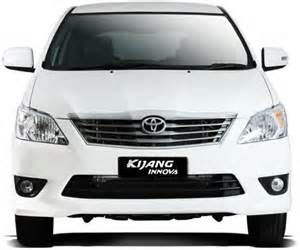 Mobil Toyota Grand New Innova