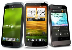 hp dan tablet htc