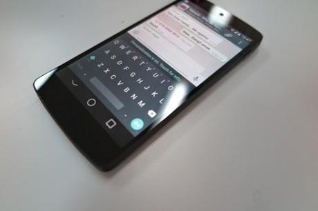 Android L spesifikasi