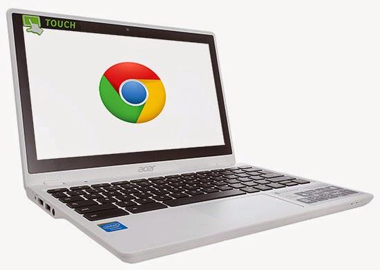 Acer Chromebook jelajah info
