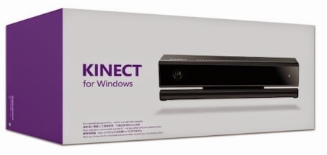 kinect for windows jelajah info