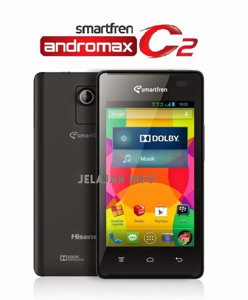 Spesifikasi Dan Harga Terbaru Smartfren Andromax C2