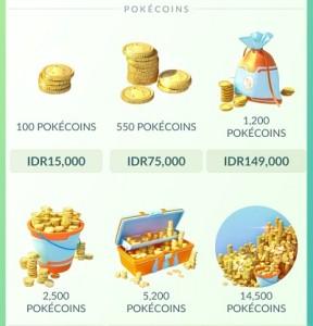 cara mendapatkan-pokecoins-di-pokemon-go